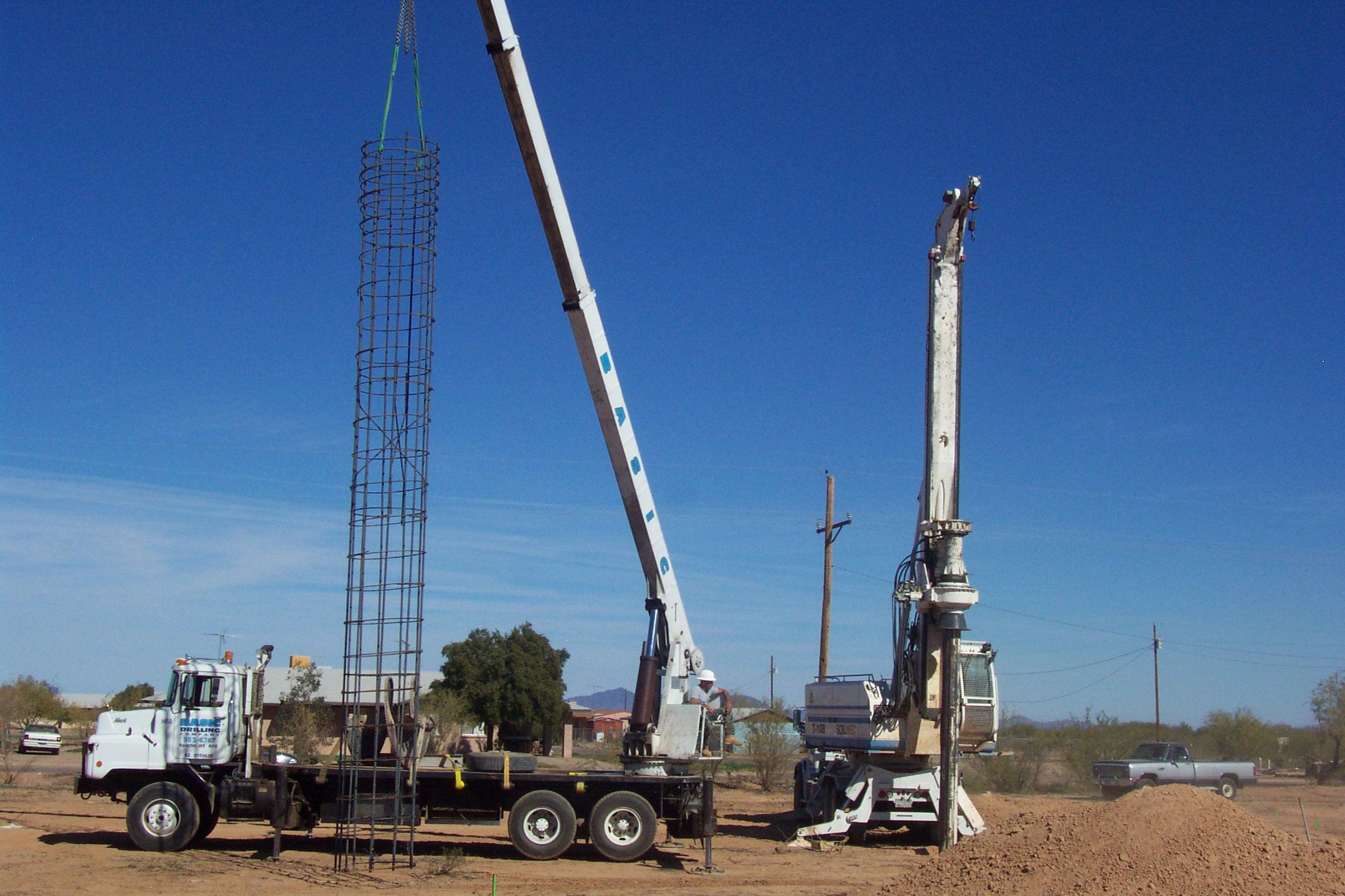 Arizona Drilling Company, Piers and Foundations, Arizona Commercial